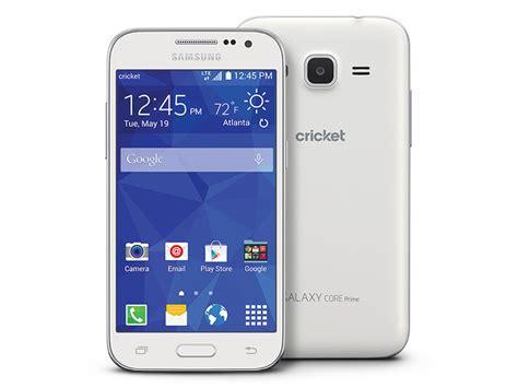 samsung galaxy core prime cricket white phones sm