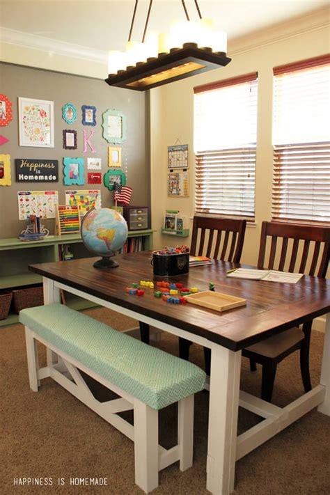 homeschool desk ideas new housing trends 2015 transform your living spaces