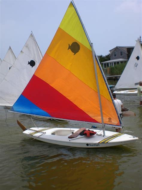 sunfish sailboat wikipedia