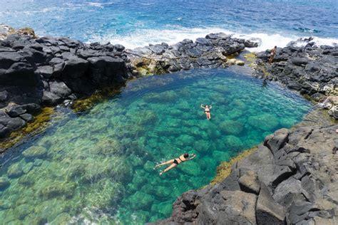 Queens Bath Kauai Hawaii Feel The Planet