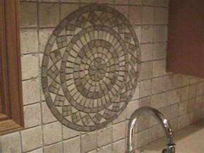 kitchen backsplash medallions how to use mosaic medallions in home decor mozaico