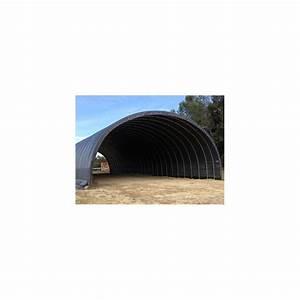 Tunnel Agricole Pas Cher : tunnel pvc de stockage l8 x p12 x m pas cher ~ Dode.kayakingforconservation.com Idées de Décoration