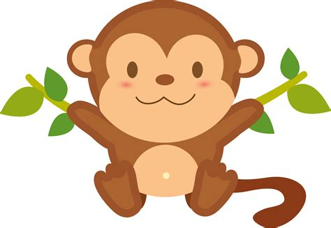 Monkey Clipart Monkey Png Transparent Free Images Png Only