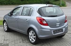 Opel Corsa Avis : remise z ro opel corsa d essence ~ Gottalentnigeria.com Avis de Voitures