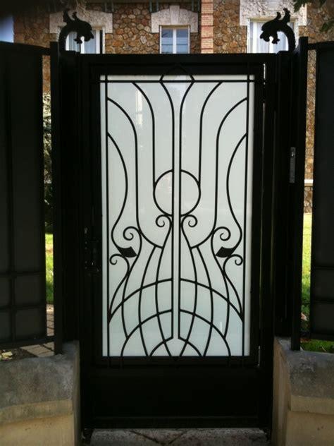 decoration des portes en fer porte en fer forg 233 quot d 233 co 2 quot photo 2 porte en fer forg 233 style d 233 co le grand