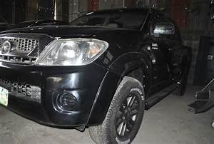 Toyota Hilux G 4x4 2010model Manual Transmission For Sale