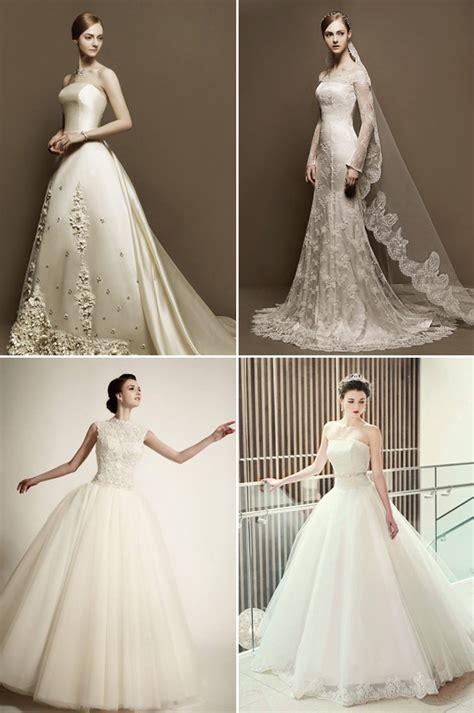 dreamy sophistication top  korean wedding dress brands