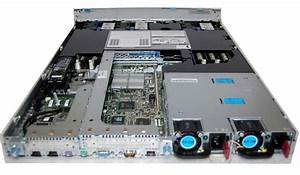Hp Proliant Dl360 G6 1u Rackmount 64