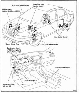 Airbag Sensor Location Toyota Corolla