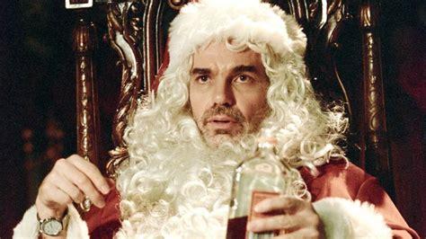 Billy Bob Thornton Dusting Off Fake Beard For 'bad Santa 2
