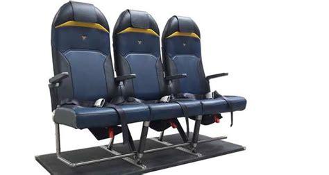 siege dans un avion expliseat primé par l 39 inpi pour le design de siège d
