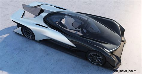 2016 Faraday Future Ffzero1 Concept Throws Down Gauntlet