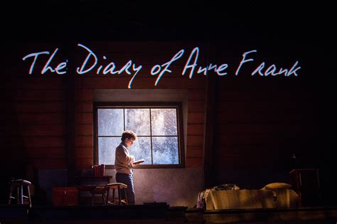 The Diary the diary of frank 2015 department of theatre and