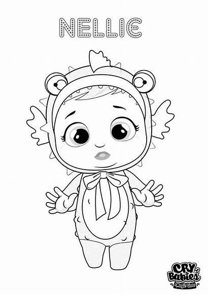 Cry Paint Nellie Babies Tears Magic Want