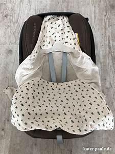 Maxi Cosi Decke Für Babyschale : eine einschlagdecke f r die babyschale aus musselin ~ A.2002-acura-tl-radio.info Haus und Dekorationen