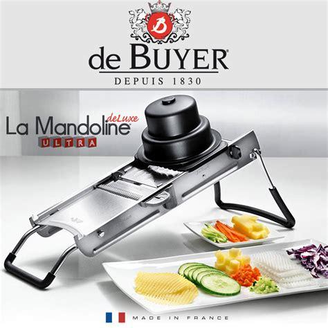 mandoline cuisine de buyer de buyer la mandoline ultra master cookfunky