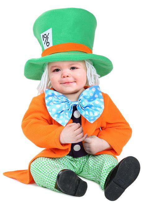 Lilu0026#39; Hatter Costume for Infants