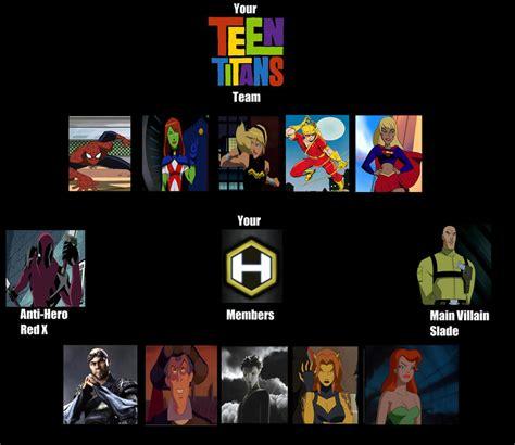 Teen Titans Memes - my teen titans meme by nikolas 213 on deviantart