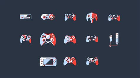 general  video games controllers simple