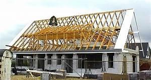 Wie Wird Ein Dach Gedämmt : dachstuhl 1 ~ Lizthompson.info Haus und Dekorationen