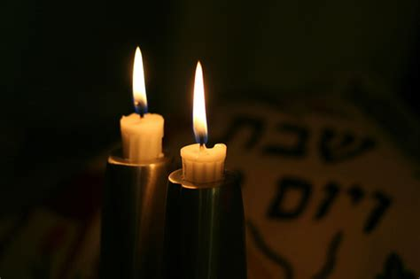 shabbat candle lighting shabbat hortus closus