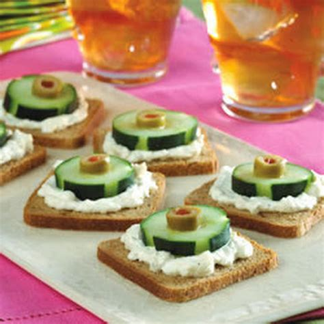 bread canape recipes 10 best cucumber rye bread appetizer recipes yummly