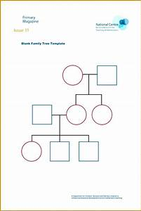 8 Family Tree Diagram Word Template