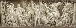 A Lesson In The Passing Of Time  The Frieze Of American