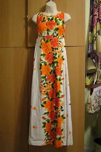 18 best hawaiian dresses images on pinterest hawaiian With vintage hawaiian wedding dress