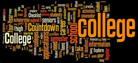 ready  college   year checklist  high