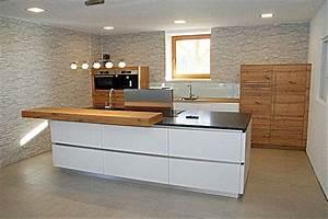 Echtholz Arbeitsplatte Küche : k che steinplatte ~ Michelbontemps.com Haus und Dekorationen