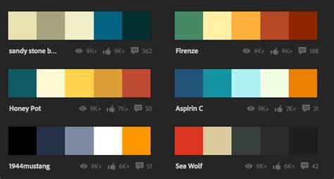 color scheme website website design for practices intro to fonts