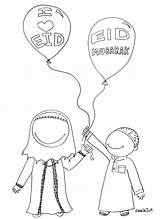 Coloring Ramadan Eid Selma Crafts Activities Mubarak Easelandink Forumotion Quizzes Puzzles sketch template