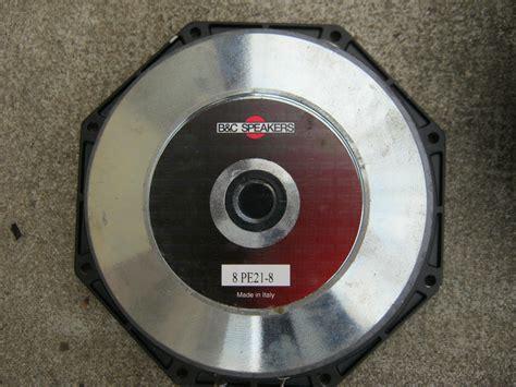 B&c Speakers 8pe21 Image (#1154653)