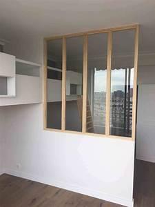 Verrière Intérieure Ikea : verriere cuisine bois clair ~ Melissatoandfro.com Idées de Décoration