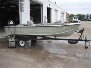Photos of Deep V Hull Aluminum Boats