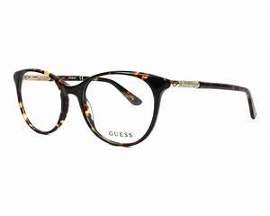 Acheter Des Lunettes De Vue : acheter des lunettes de vue guess gu 2657 052 visionet ~ Melissatoandfro.com Idées de Décoration