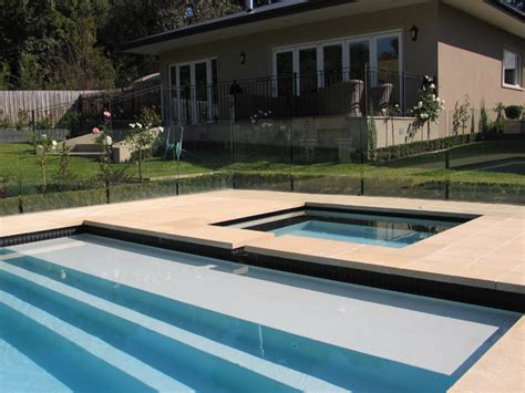 Waterline Pool Tiles Melbourne by Park Orchards Pool And Spa Traditional Pool