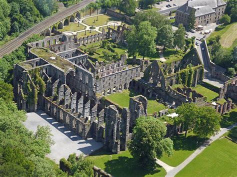 Jardin Médicinal Villers La Ville by Picture Of The Day Villers Abbey Belgium 171 Twistedsifter