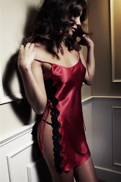 alyssa miller  manor lingerie