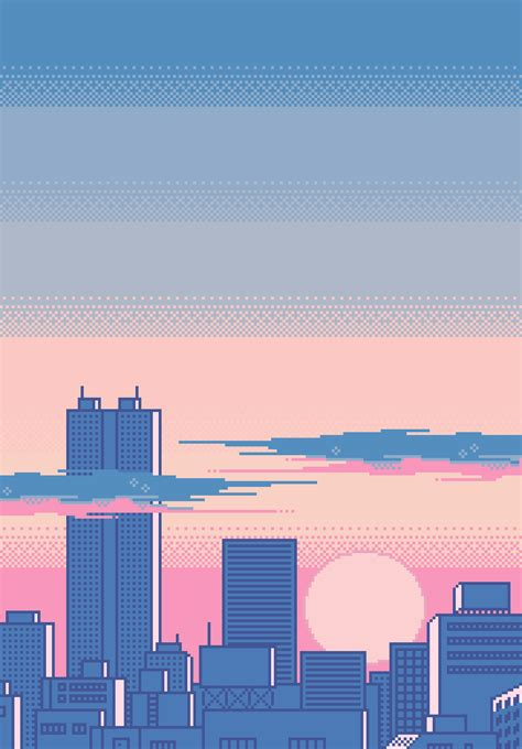 Aesthetic 8 Bit Wallpaper Iphone by Source Pixelotta Aesthetic 私を終わらせる Pixel
