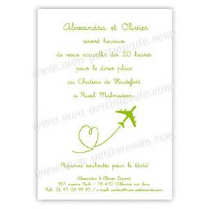 d invitation mariage invitation mariage billet d 39 avion faire part billet d 39 avion