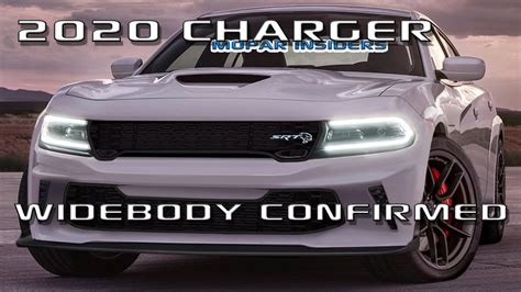 When Is The 2020 Dodge Charger Coming Out by The 2020 Dodge Charger Widebody Is Coming We The