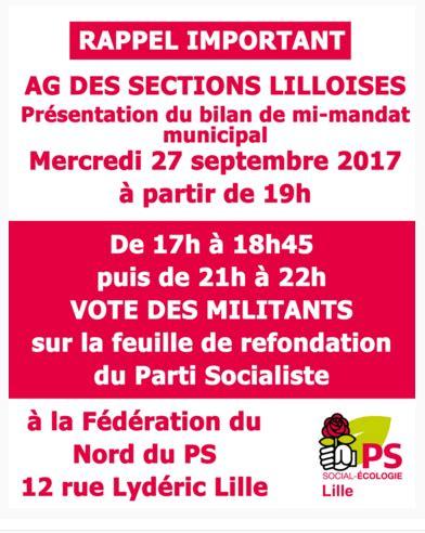 si鑒e du parti socialiste parti socialiste section du vieux lille