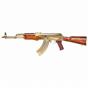 G&G - Limited Edition 22 Carat Gold Plated AK-47 #173 of ...
