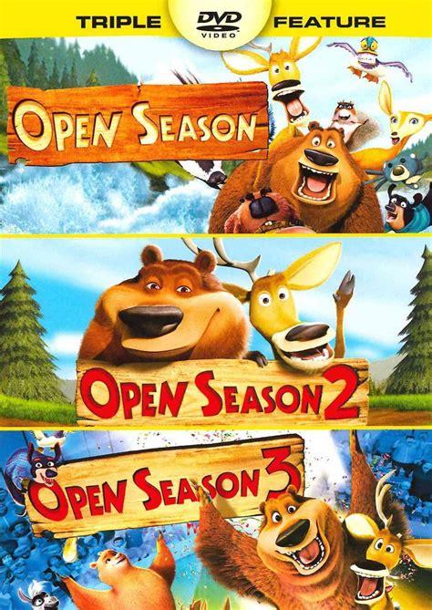 Best 25+ Open Season Movie Ideas On Pinterest Open