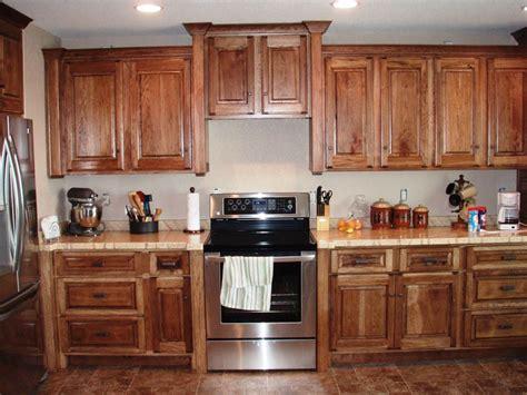 knotty hickory cabinets  backsplash google search