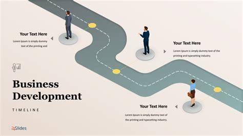 business roadmap template  powerpoint templates