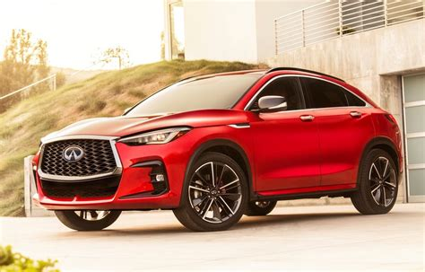Infiniti QX55 Is A Sleek And Sporty Crossover-Coupe ...