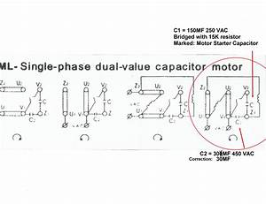 Solved  Slow Start 220v Single Phase Induction Motor